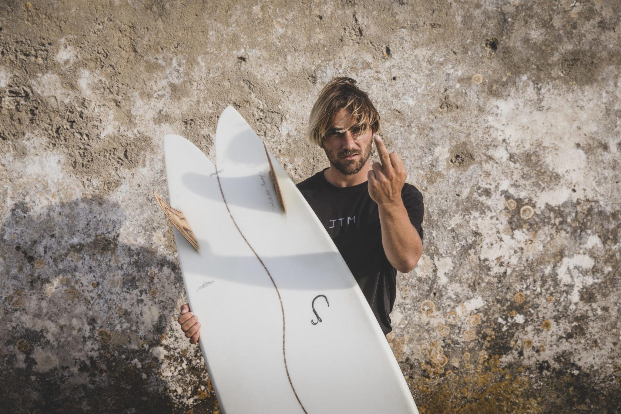 cachalot surfboards planche surf handmade artisan shaper hollow bois eps ile de ré