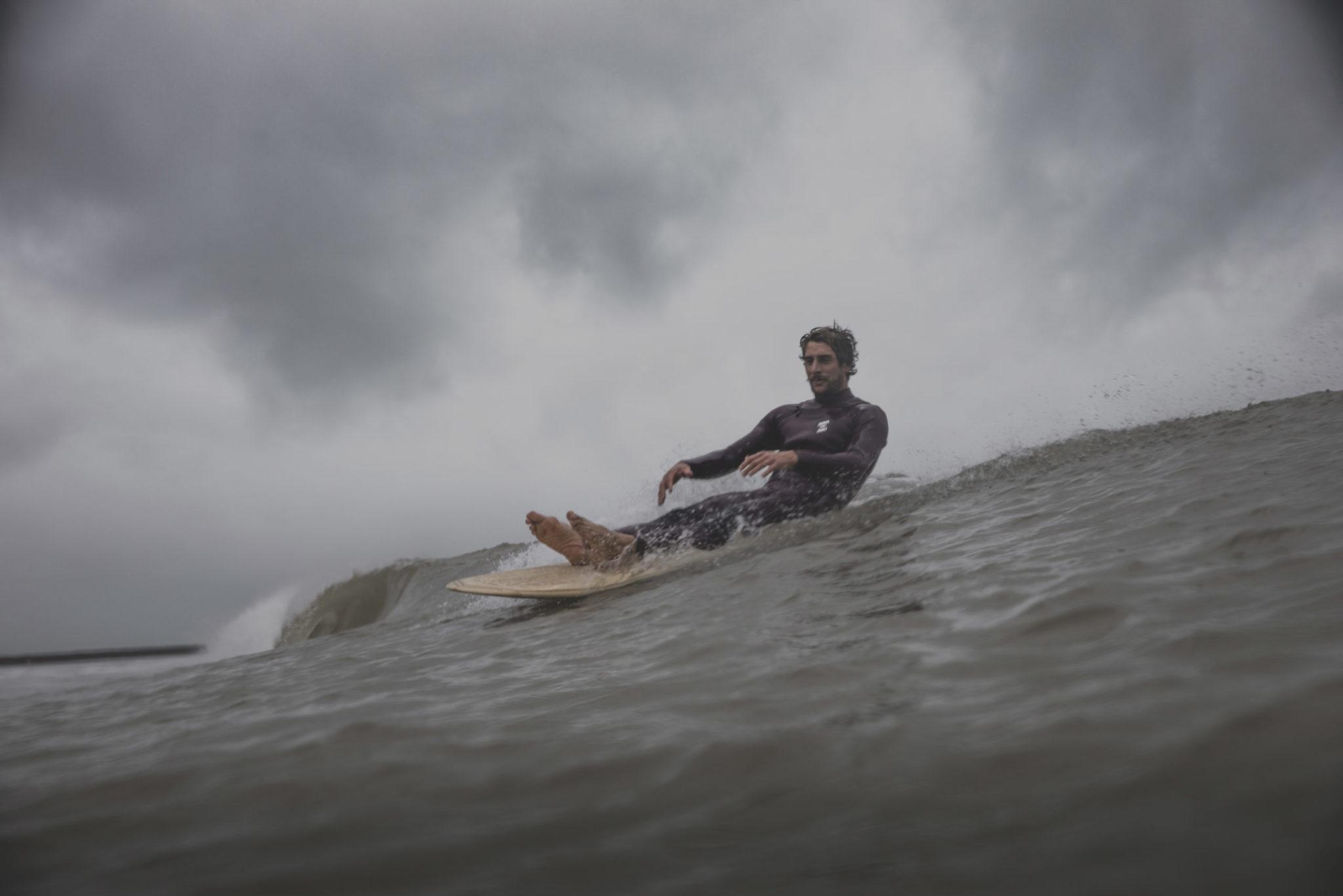 Cachalot Surfboards balsa planche surf handmade artisan shaper hollow bois julien Mavier