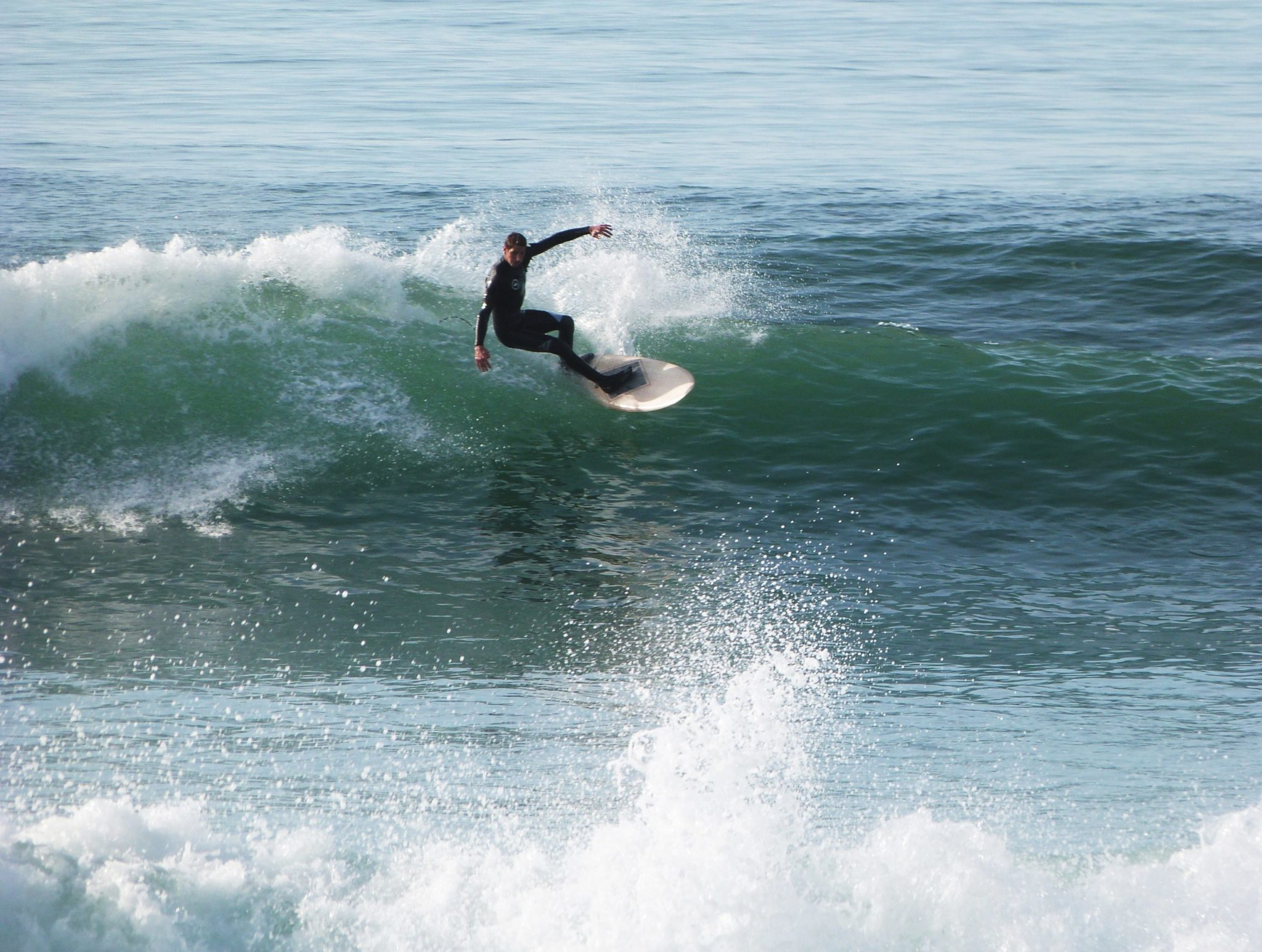 Cachalot Surfboards planche surfboard artisan surf shaper bois hollow wooden