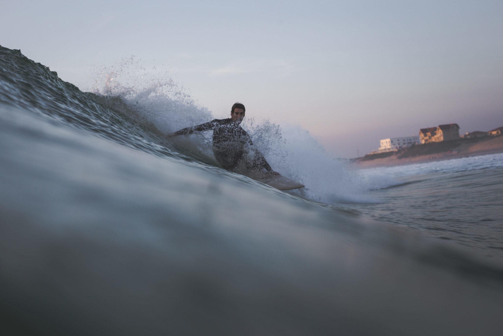 cachalot surfboards artisan hand shaper surf bois hollow wooden florian gruet