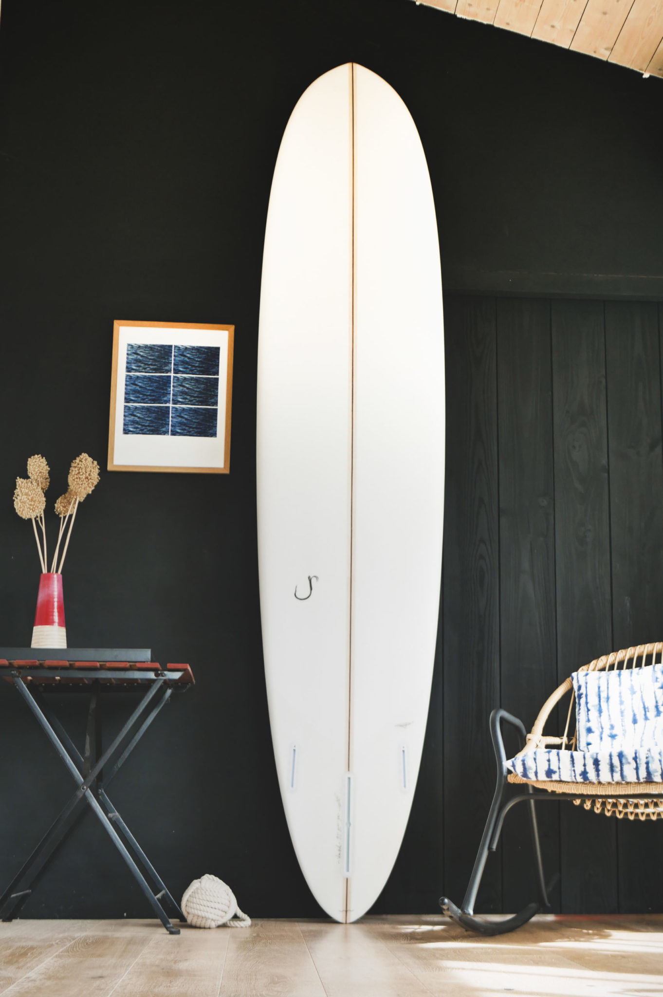 cachalot surfboards longboard planche surf handmade artisan shaper hollow bois quiver pin performer
