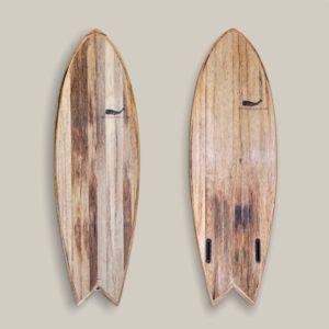 Cachalot Surfboards agave planche surf handmade artisan shaper hollow bois