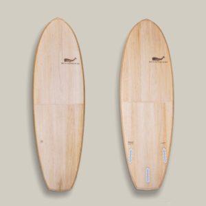 cachalot surfboards planche surf handmade artisan shaper bois hollow merguez