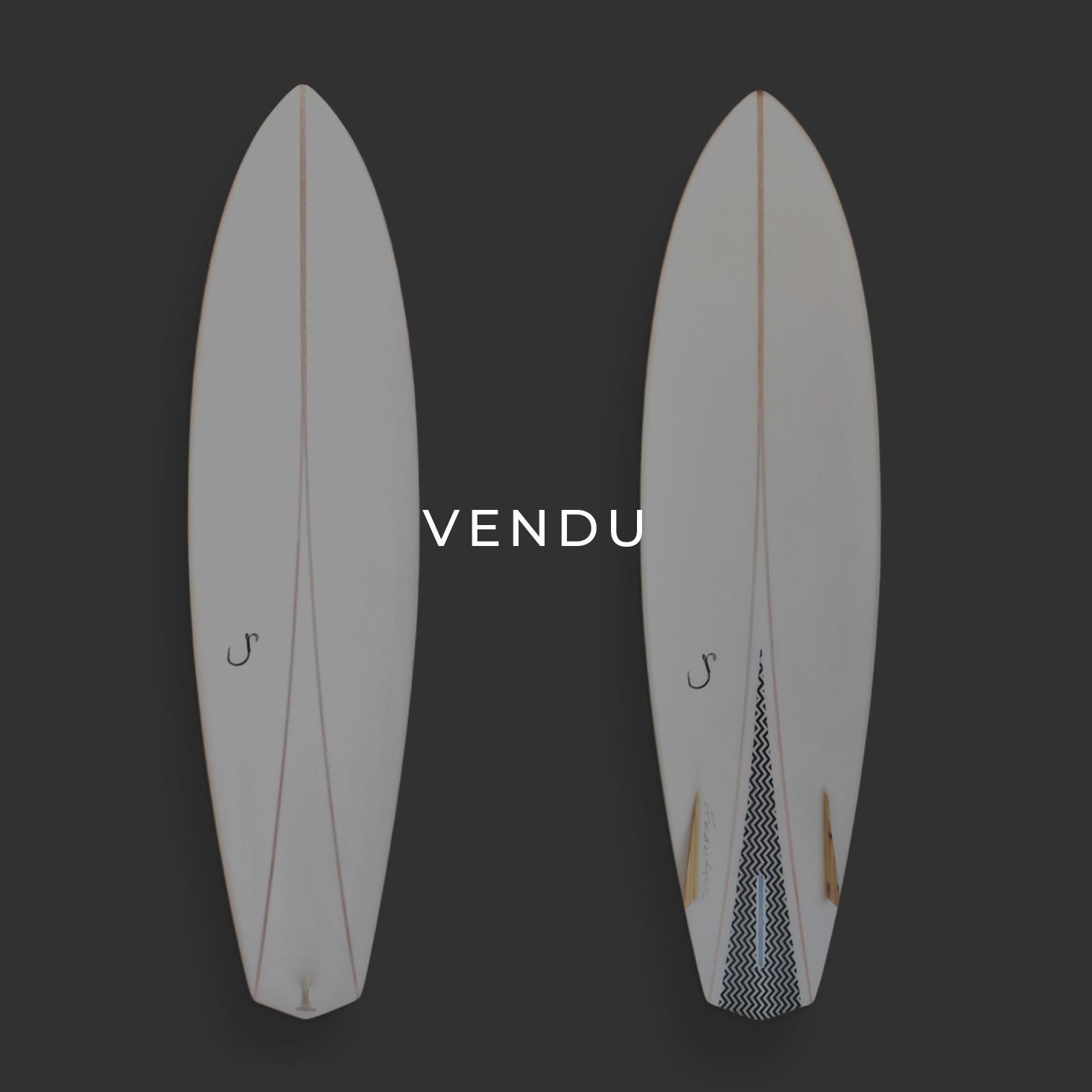 Cachalot Surfboards artisan surf shaper bois hollow wooden bois bonzer zig zag