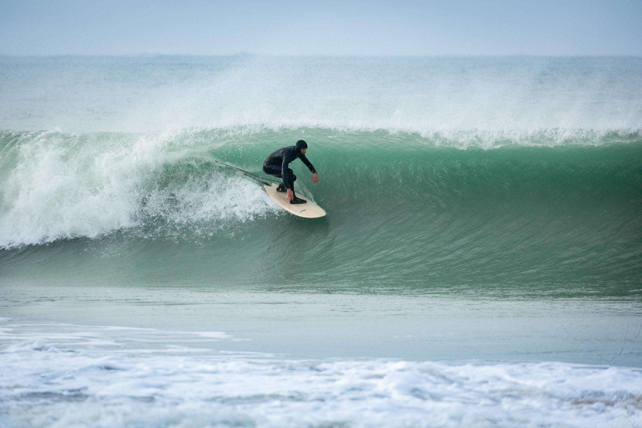 Cachalot Surfboards planche surf handmade artisan shaper hollow bois ile de ré