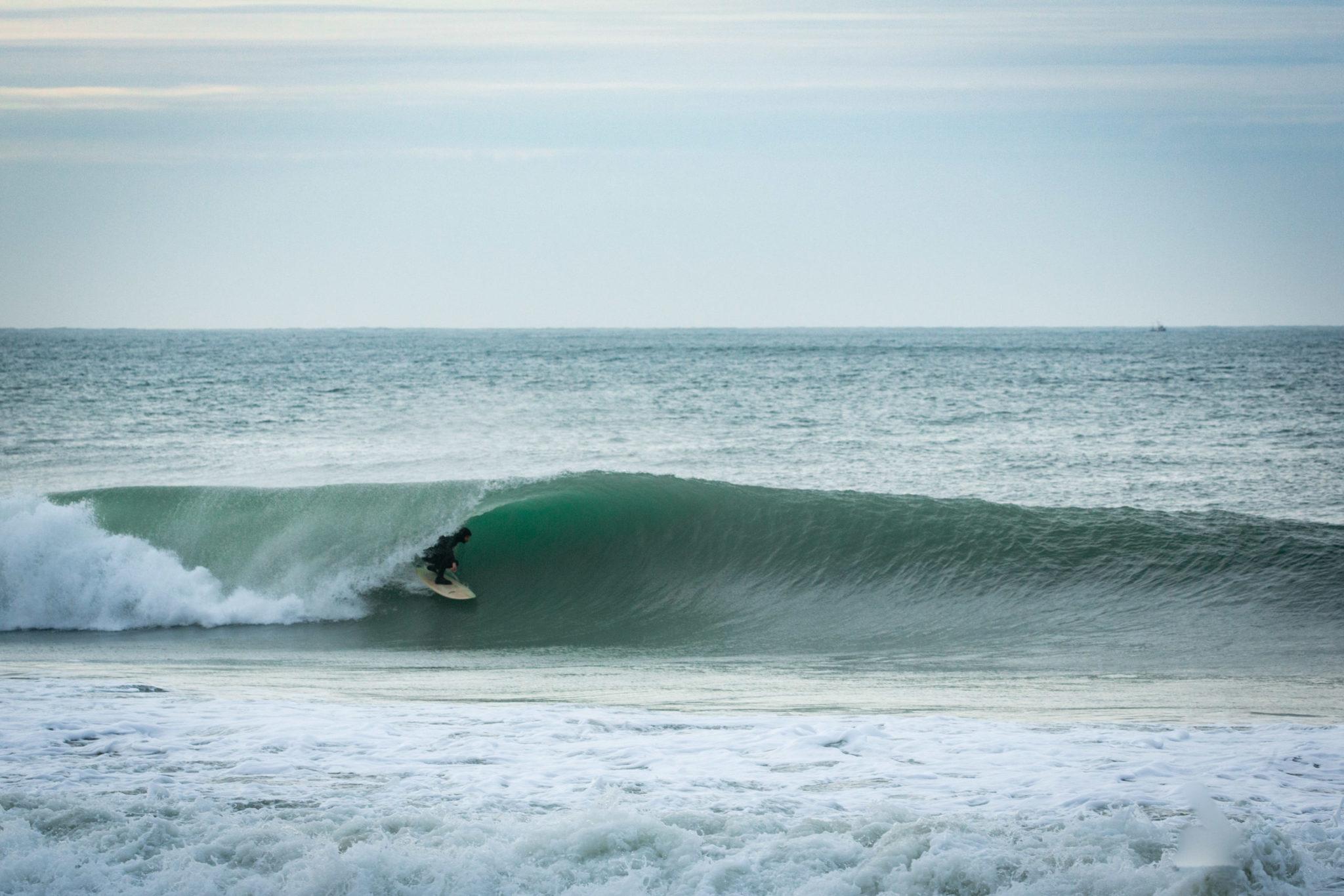 Cachalot Surfboards planche surfboard artisan surf shaper bois hollow wooden bois ile de ré Virgile Delahousse