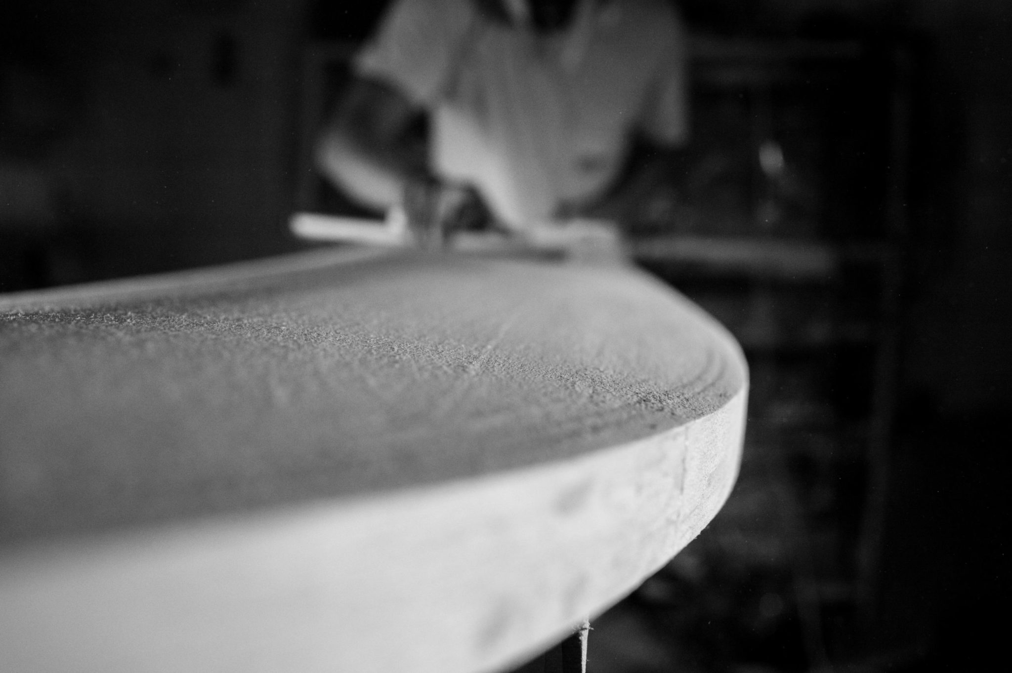 cachalot surfboards planche surf handmade artisan shaper hollow bois atelier shape