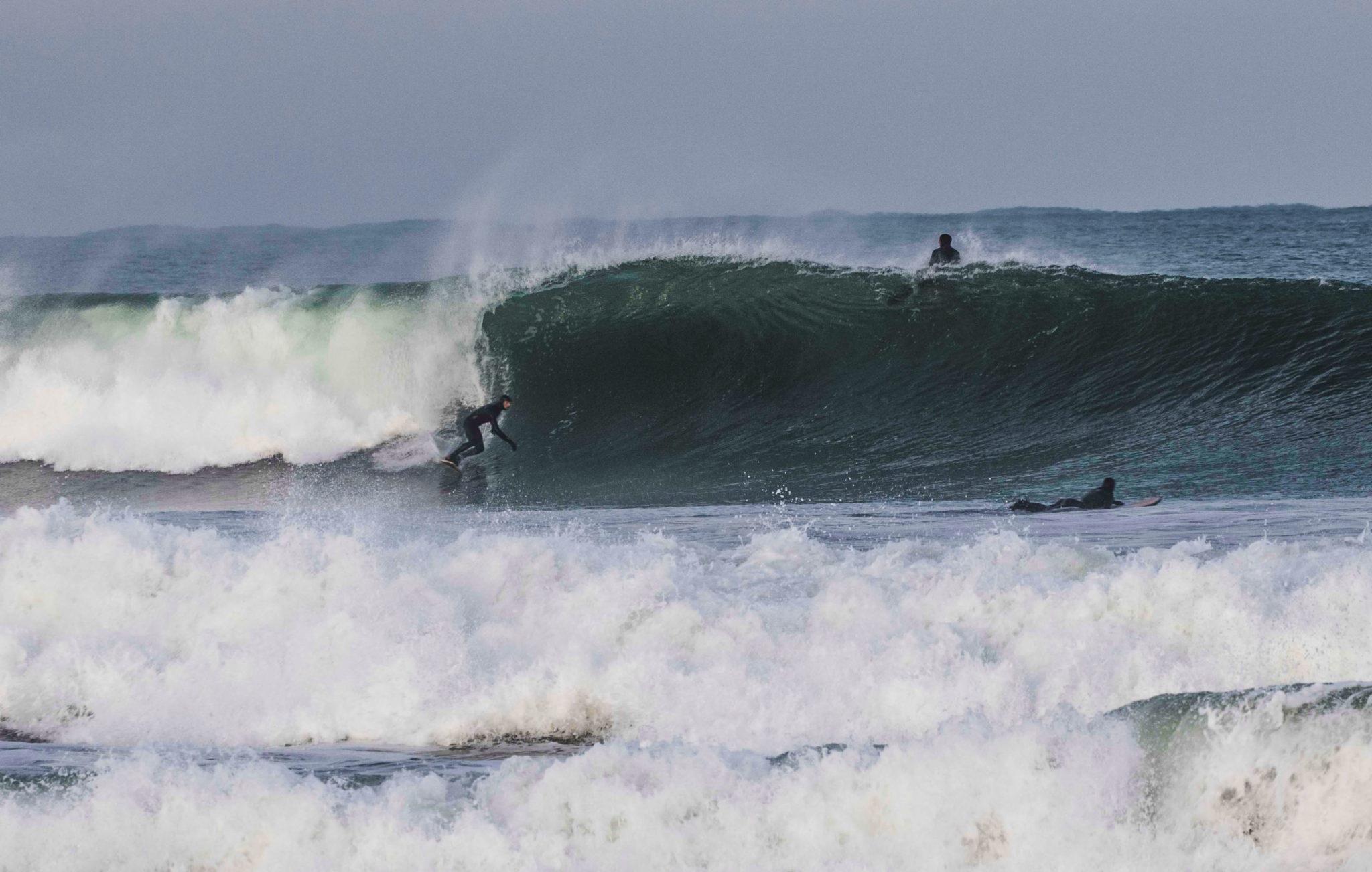 Cachalot surfboards planche surf bois wooden artisan shaper hollow ile de ré lizay