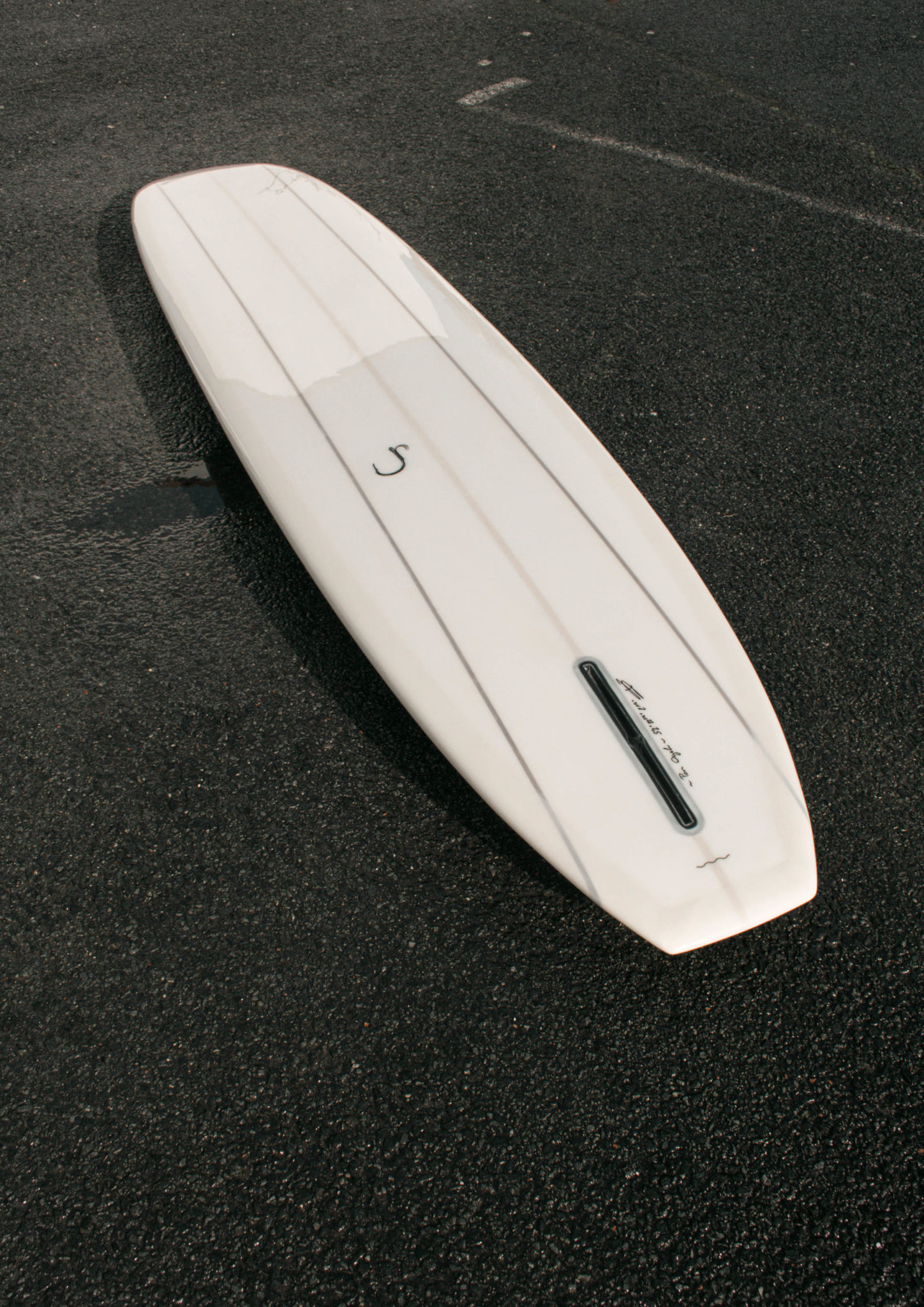 Cachalot Surfboards surfboard eps artisan surf shaper bois hollow wooden bois longboard lauzin