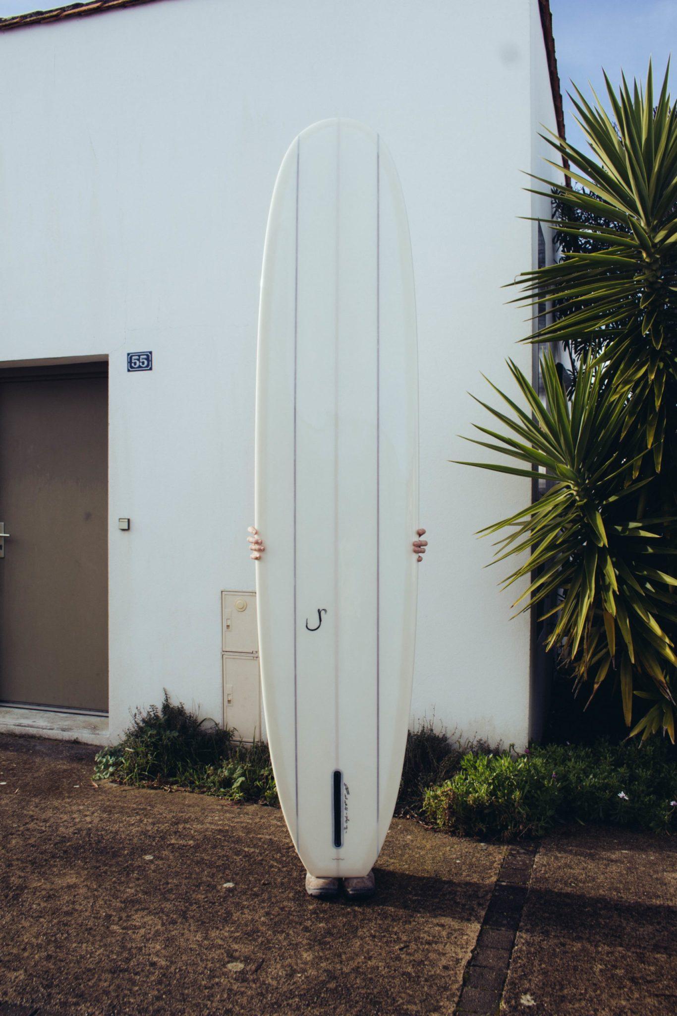 Cachalot Surfboards planche surf handmade artisan shaper hollow bois lauzin