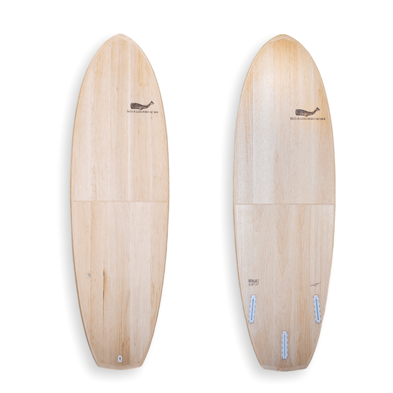 Cachalot Surfboards planche surf handmade artisan shaper quiver merguez