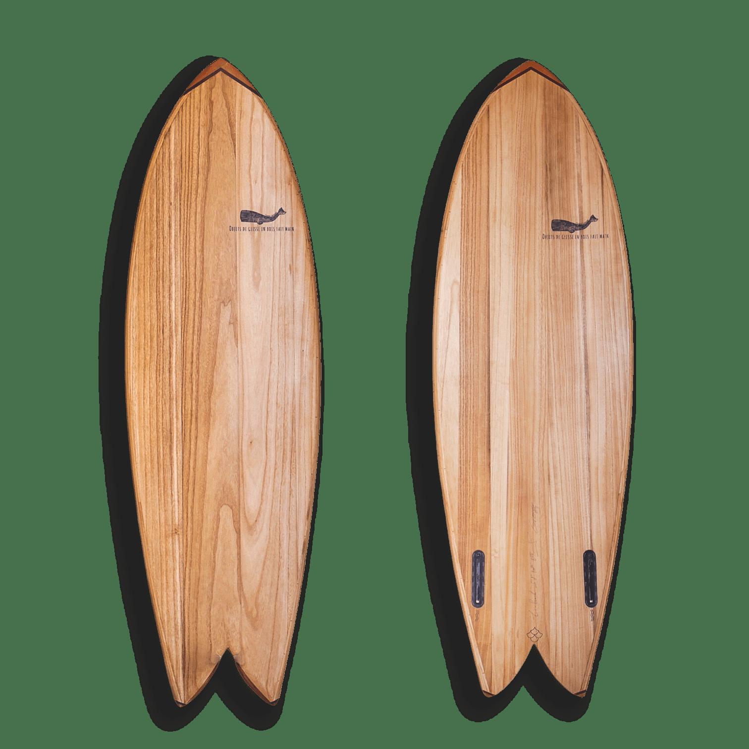 cachalot surfboards paulownia planche surf handmade artisan shaper hollow bois scorbut