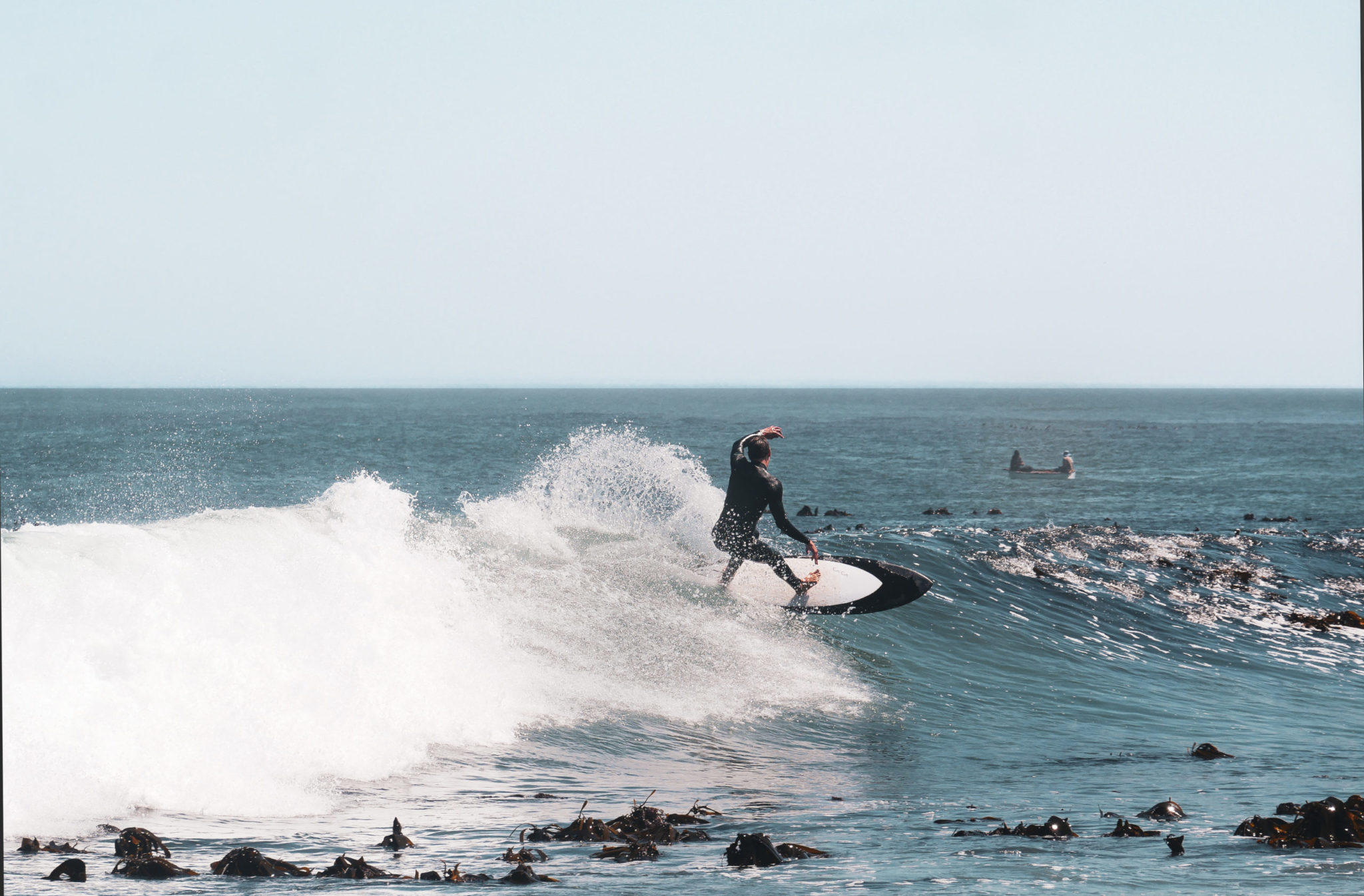 Cachalot surfboards eps planche surf bois wooden artisan shaper haddock