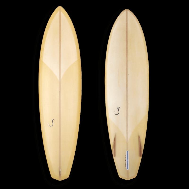 cachalot surfboards planche surf handmade artisan shaper hollow bois quiver bonzer