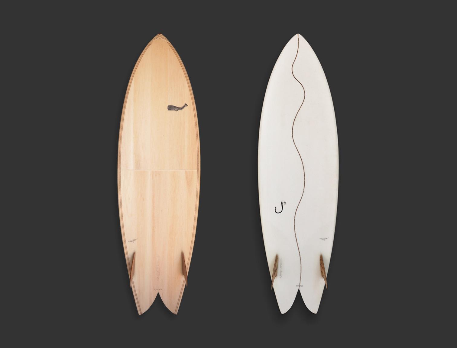 Cachalot Surfboards artisan shaper handmade Français