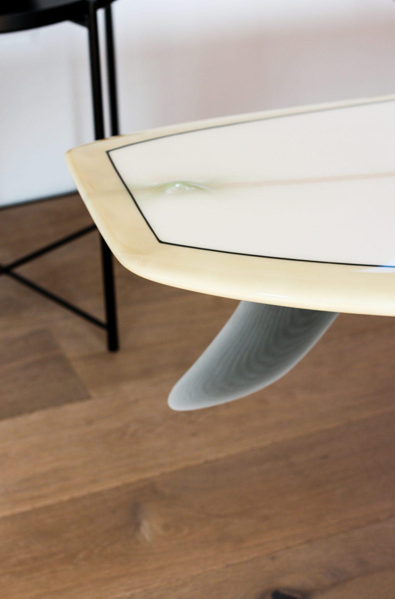 Cachalot Surfboards planche surf eps handmade artisan shaper hollow bois lauzin blunt