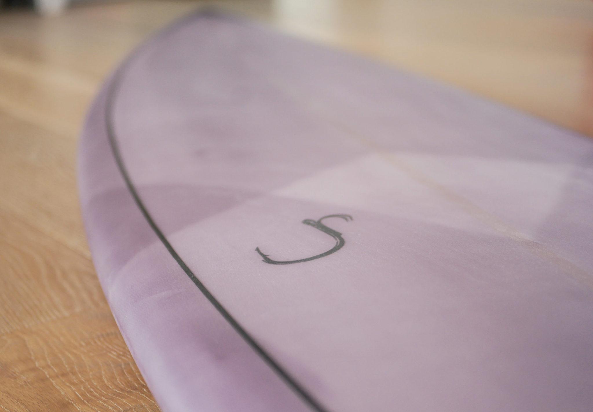 Cachalot Surfboards planche surf handmade artisan shaper hollow wooden bonzer